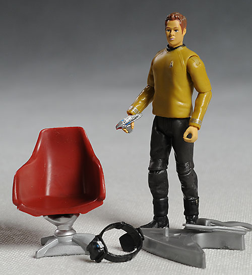 Star Trek Kirk action figure by Playmates Toys