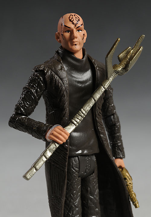 Star Trek Nero action figure by Playmates Toys