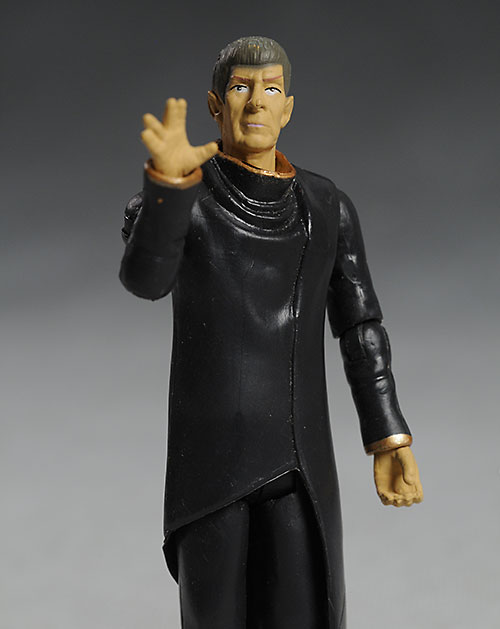 Star Trek Old Spock action figure by Playmates Toys