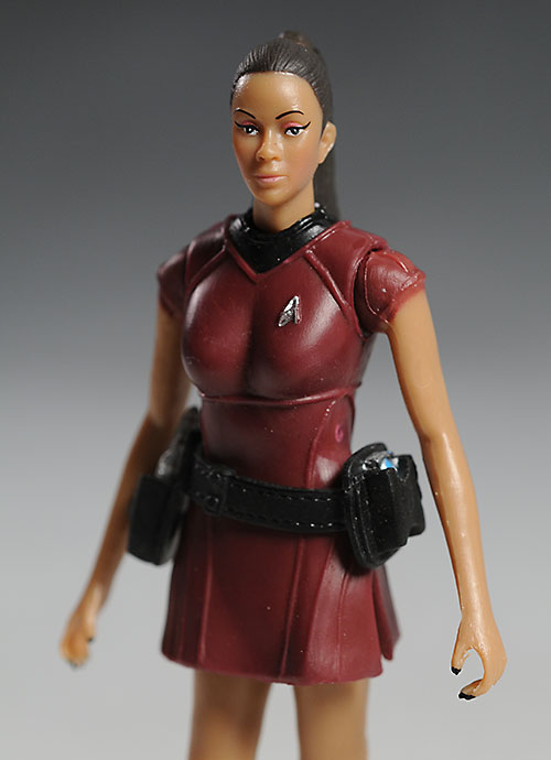 Star Trek Uhura action figure by Playmates Toys