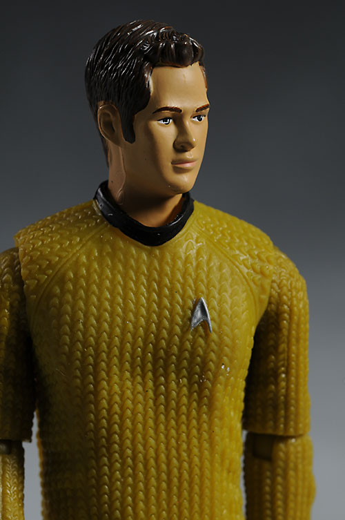 Star Trek Warp Collection Kirk action figure by Playates Toys