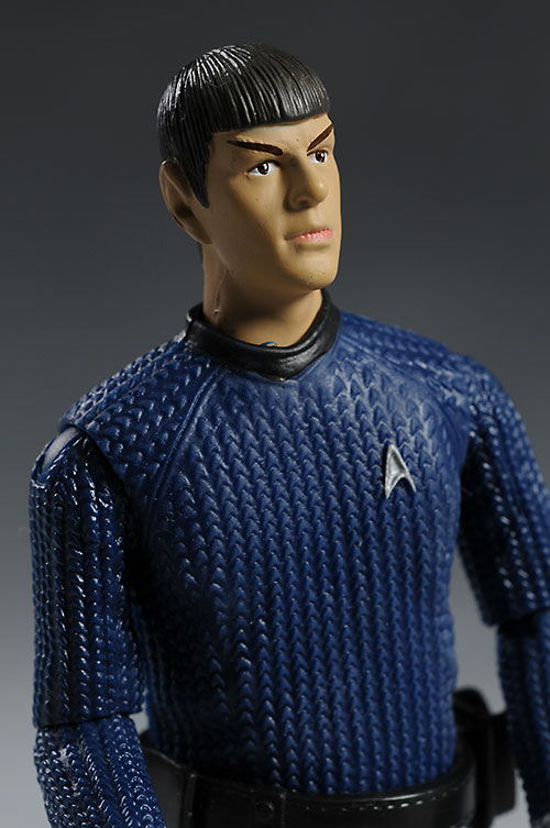 Star Trek Warp Collection Spock action figure by Playates Toys