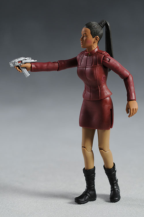 Star Trek Warp Collection Uhura action figure by Playates Toys