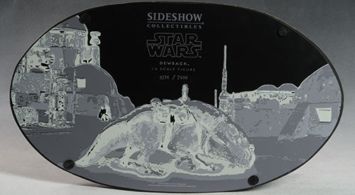 Sandtrooper, Dewback sixth scale figure by Sideshow