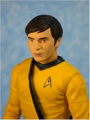 Star Trek Original Series Chekov action figure by Art Asylum