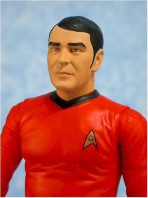 Star Trek Original Series Scotty action figure by Art Asylum