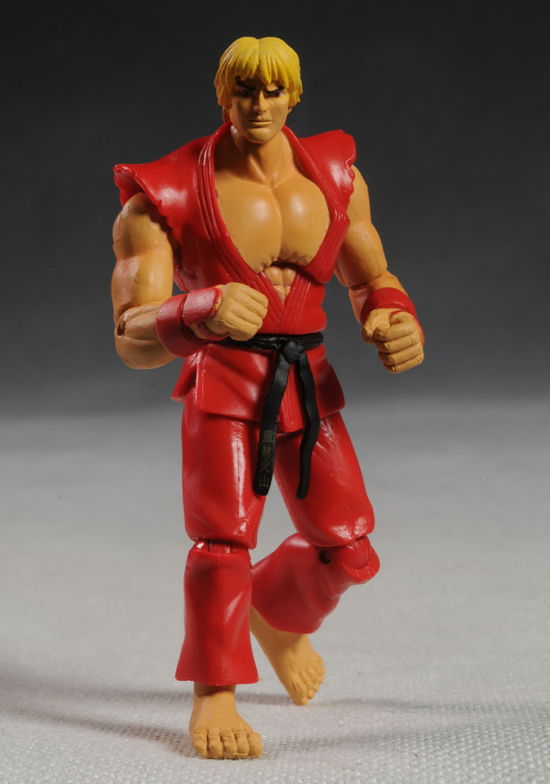 Review And Photos Of Street Fighter Ken Vs Blanka Action Figures