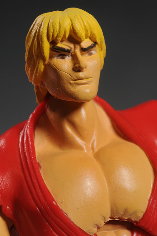 Street Fighter Ken vs Blanka action figures by Jazwares