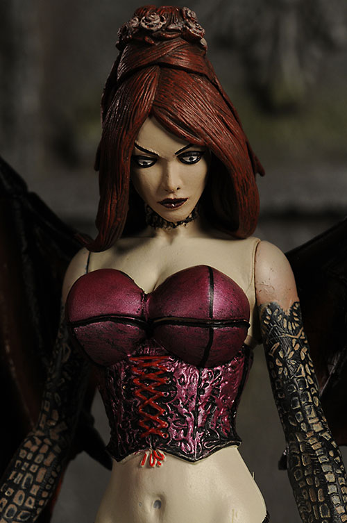 Castlevania Succubus action figure by NECA