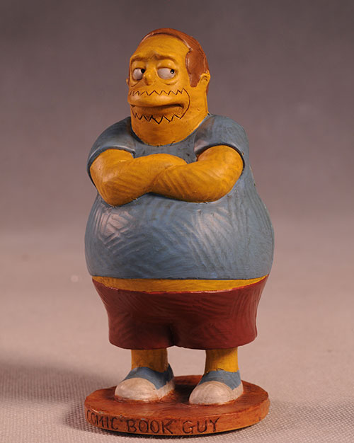 Simpsons Syroco style statue by Dark Horse
