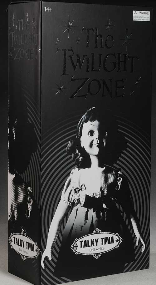 Twilight Zone Talky Tina prop replica doll by BifBangPow