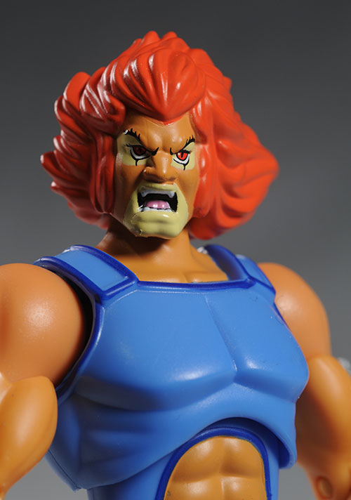 Thundercats Classic Lion-O action figure by Bandai