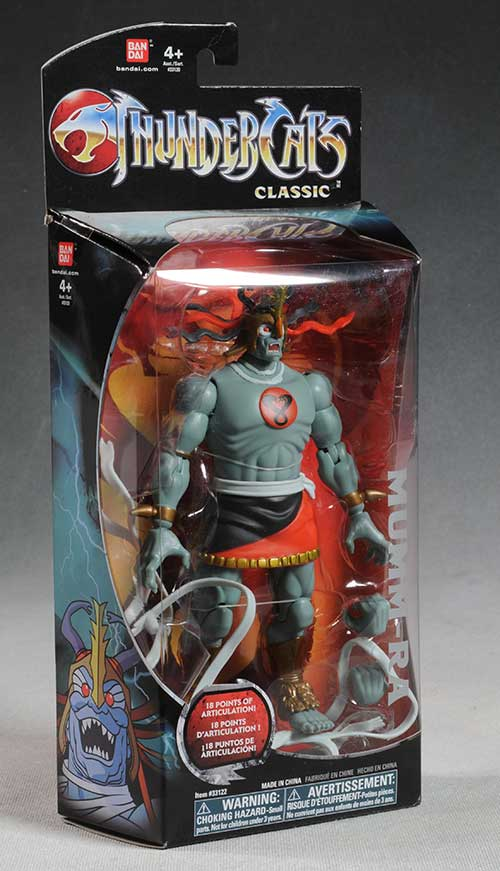 Thundercats Classics Mumm-Ra action figure by Bandai