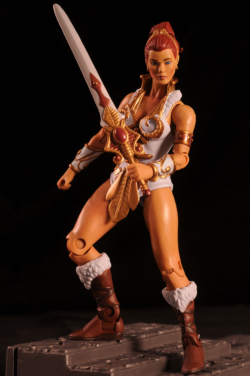 Mattel MOTUC Teela action figure