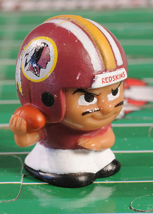 TeenyMates Series 1 Quarterback figures by Party Animal