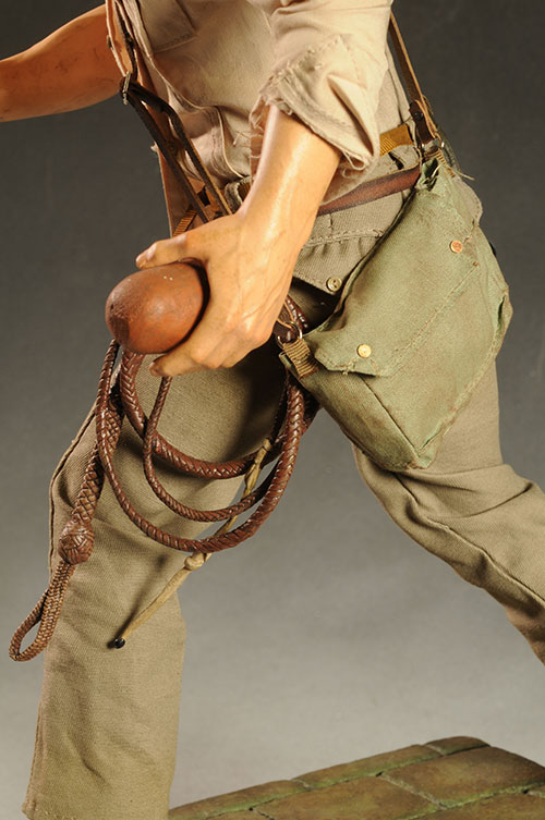 Indiana Jones Temple of Doom Premium Format statue by Sideshow