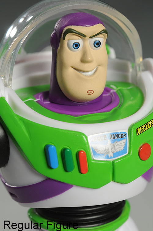 Buzz Lightyear Toy Story action figures by Mattel