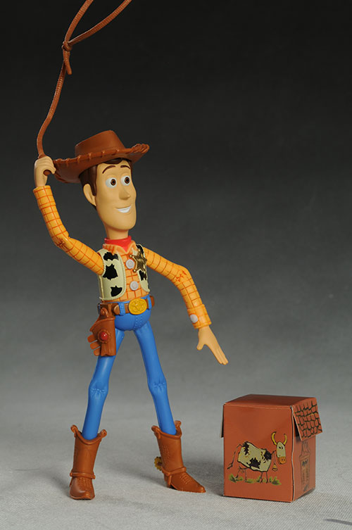 Woody Toy Story action figures by Mattel