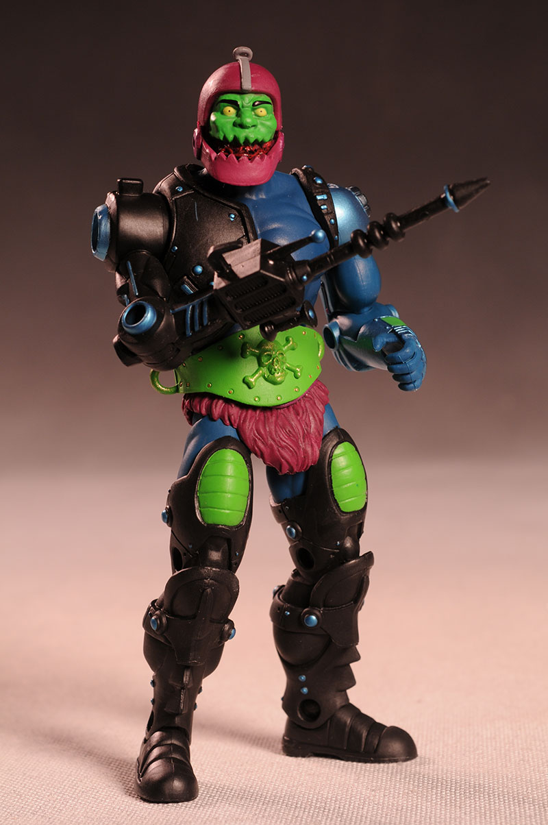 Masters of the Universe Classics Trap Jaw figure by Mattel