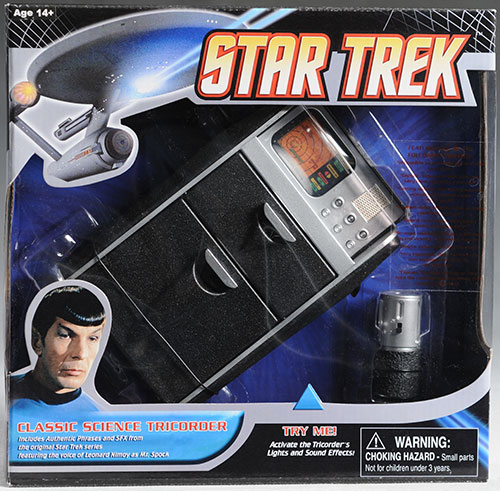 Tricorder Star Trek Original Series prop replica by DST