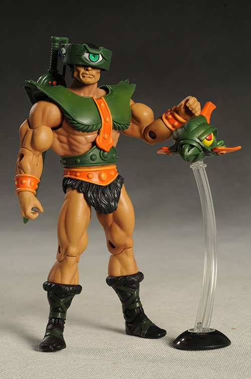 Masters of the Universe Classics Tri-Klops action figure by Mattel