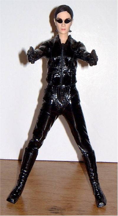 Trinity Medicom Matrix action figure