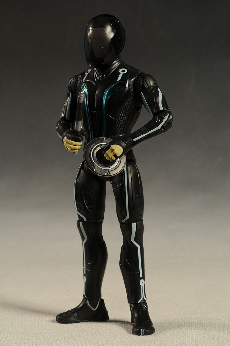 Tron Sam Flynn deluxe action figure by Spinmaster