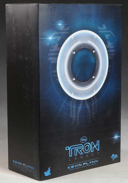 Tron Legacy Kevin Flynn 1/6th action figure by Hot Toys