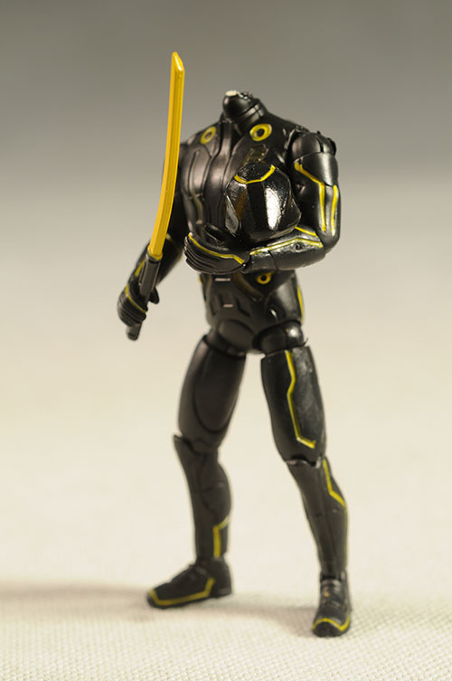 Tron Flynn, CLU action figure by Spinmaster
