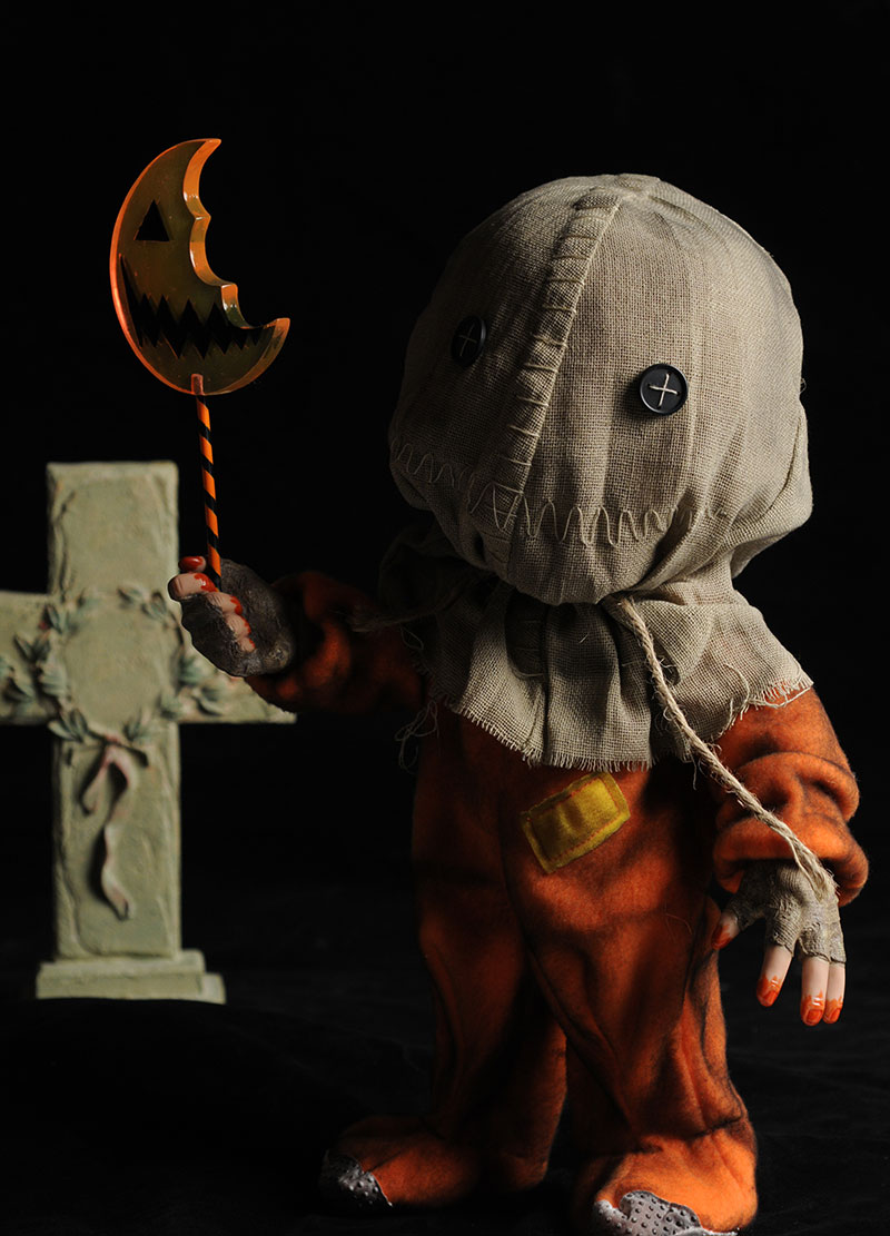 Trick R Treat Sam action figure