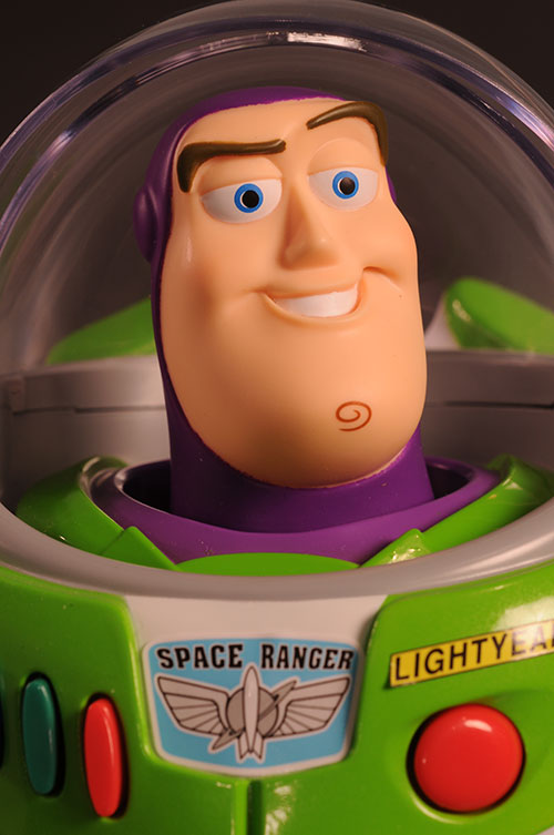 Toy Story Collection Buzz Lightyear Action Figure By Thinkway Toys
