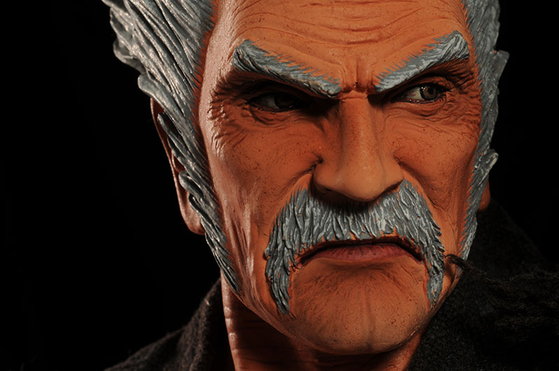 Review And Photos Of Triad Toys Tekken Heihachi Mishima Statue