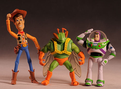 Toy Story 3 Twitch action figure by Mattel
