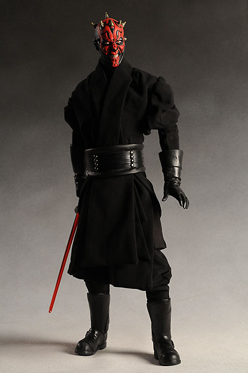 Ultimate Quarter Scale Darth Maul action figure by DST