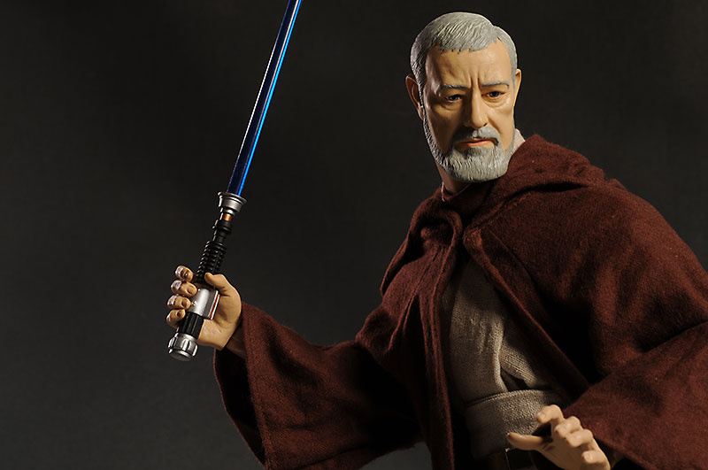 Obi-wan Kenobi Ultimate Quarter Scale Action Figure by Diamond Select Toys