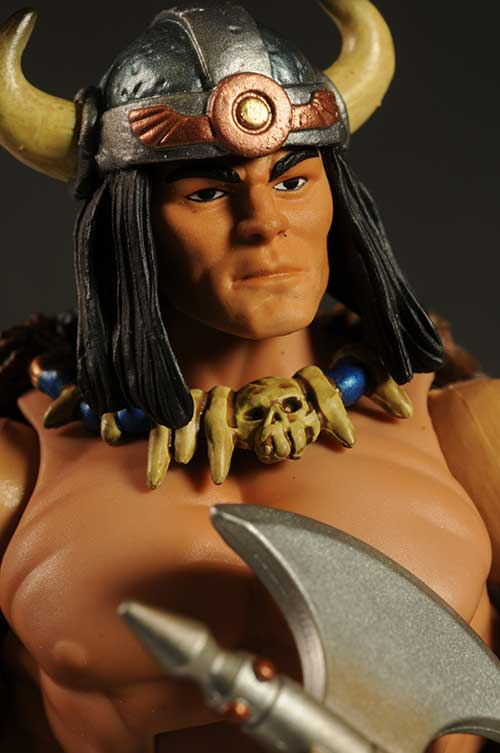 MOTUC Vikor action figure by Mattel