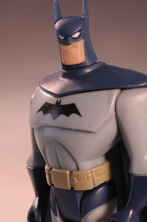 Justice League Unlimited Batman JLU action figure by Mattel