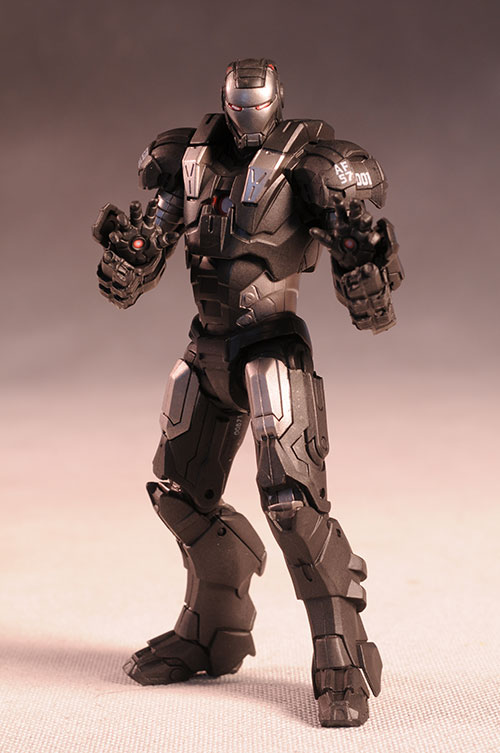 Iron Man MKVI, War Machine Walmart action figure by Hasbro