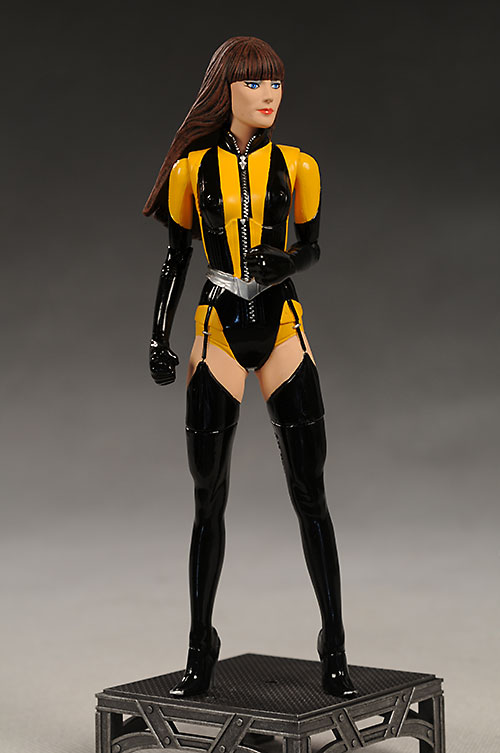 Watchmen modern Silk Spectre action figure by DC Direct