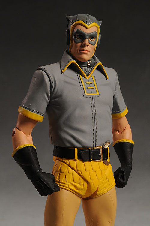 Watchmen Nite Owl action figure by DC Direct