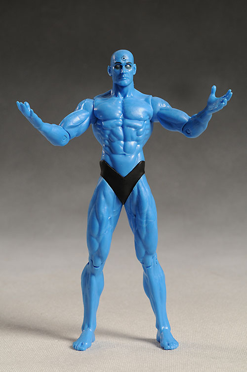 Watchmen Dr. Manhattan action figure by DC Direct