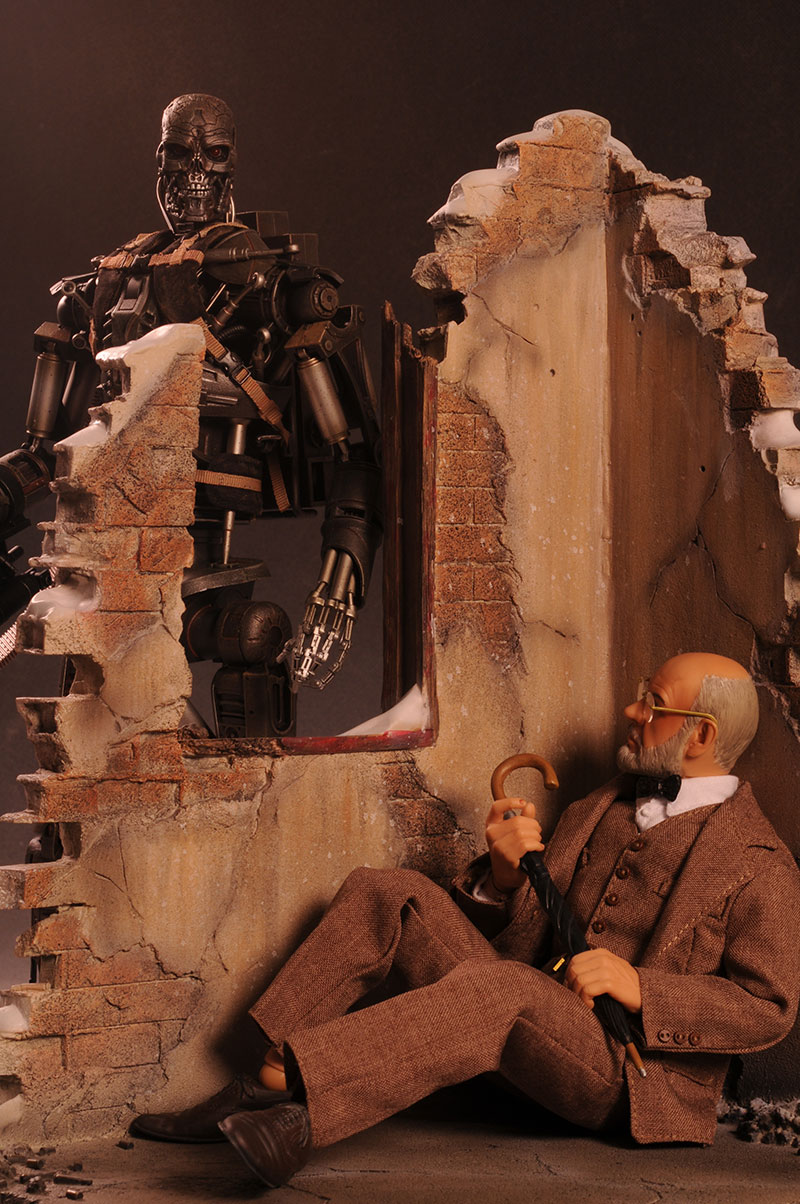 Recon at Waypoint G.I. Joe 1/6th scale diorama by Sideshow