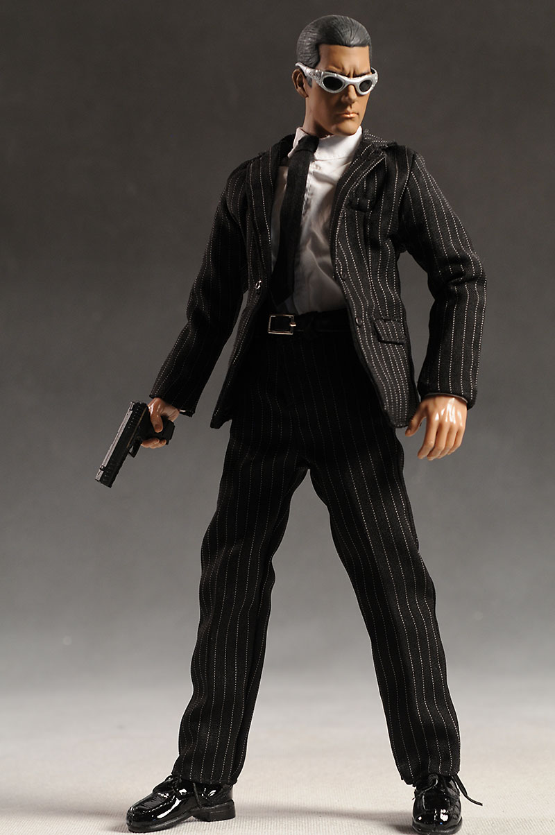 Agent Indigo WitSec sixth scale figure by Triad Toys