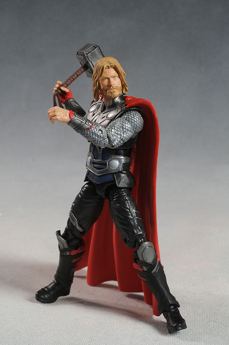 Review and photos of The Avengers Thor exclusive action ...