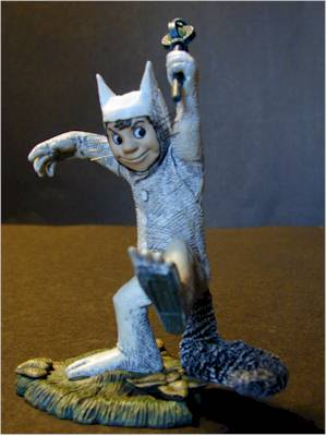Where the Wild Things Are action figure