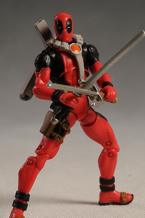 X Men Origins Deadpool Toy Review and photos of X...