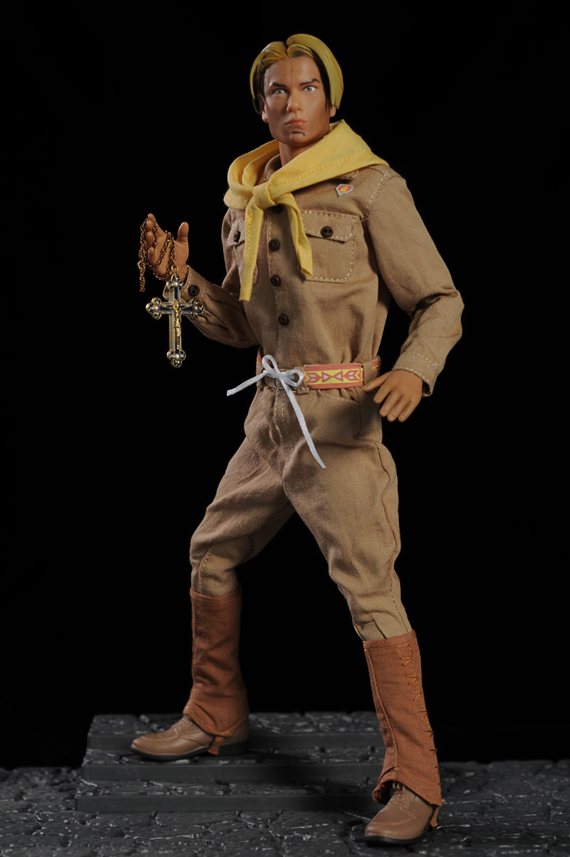 Young Indiana Jones 1/6th action figure by Medicom