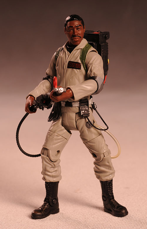 Ghostbusters Zeddemore action figure by Mattel