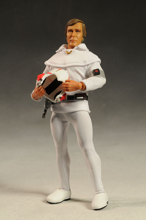 Buck Rogers, Tiger Man action figures by Zica Toys
