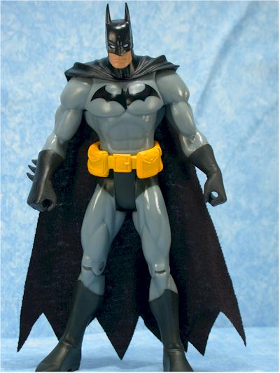 Mattel Zipline Batman action figure